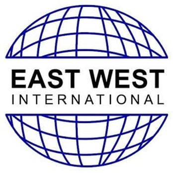 east west international logo